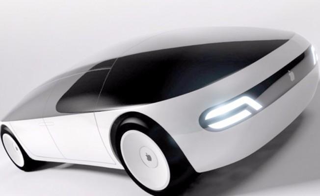 Apple Sürücüsüz Araba Projesini Duyurdu