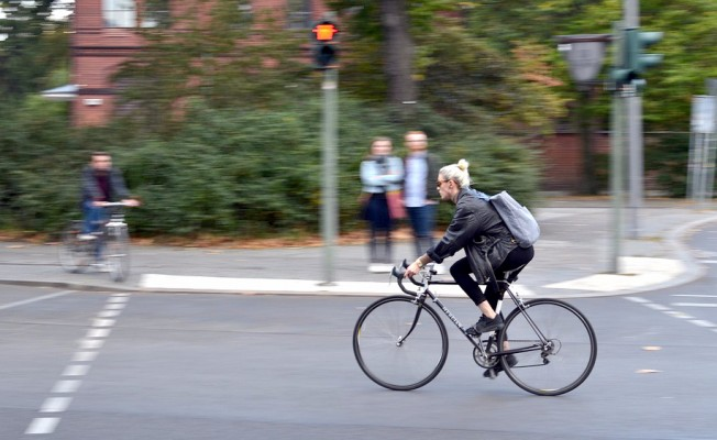 Danimarka Bisiklet Trafiğine Çare Arıyor