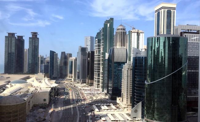 Fitch Katar'ın Notunu Negatif İzlemeye Aldı
