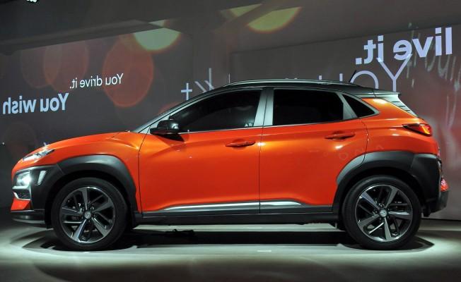 Hyundai 'KONA'yı Tanıttı