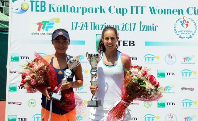Kültürpark Cup'un Şampiyonu Buzarnescu Oldu