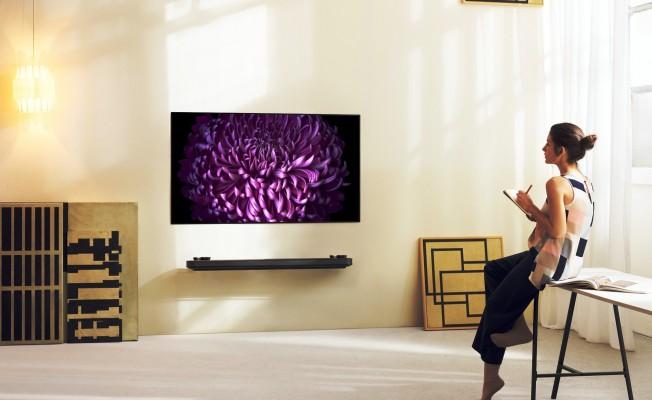 LG OLED TV W7'yi Tanıttı Fiyatı Görenleri Şaşırttı