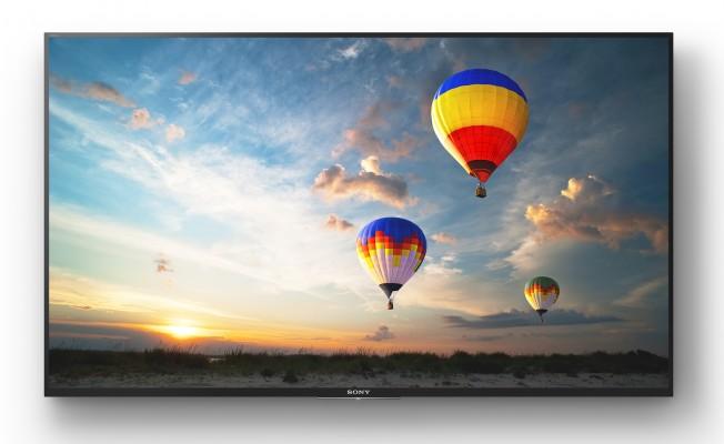 Sony Tamamen 4K BRAVIA Ekranlı İlk Ürün Grubunu Tanıttı