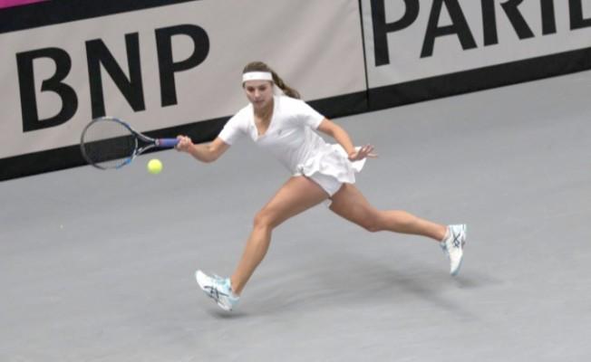Uluslararası Kadın Tenis Turnuvası İzmir'de Yıldızları Buluşturuyor