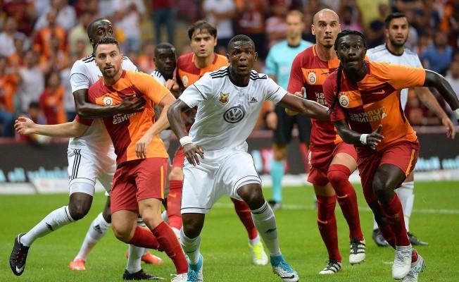 Galatasaray: 1 - Östersunds: 1