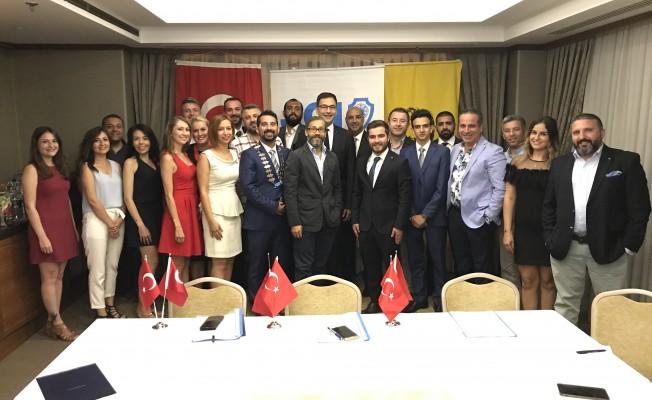 JCI İzmir Şubesi Yeni Başkanı Belli Oldu