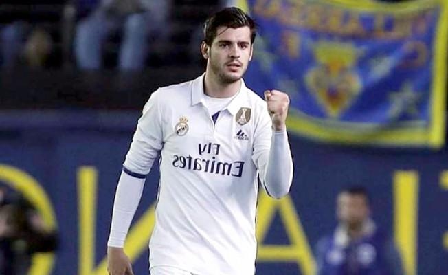 Real Madrid'li Morata Chelsea'ya Transfer Oldu