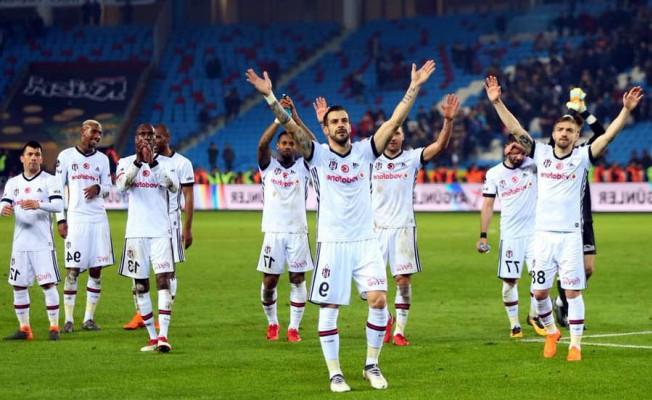 Beşiktaş'tan Şampiyonlar Ligi'ne veda