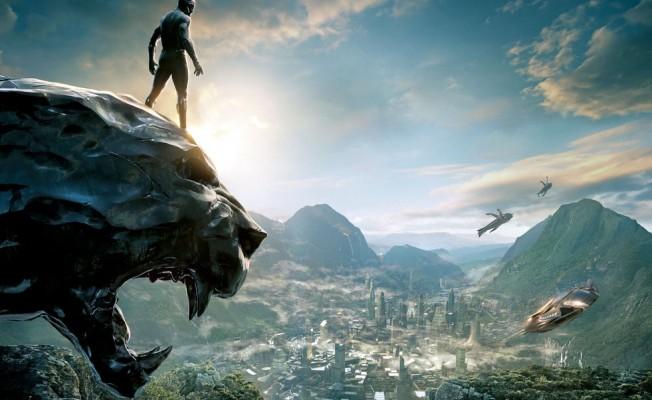 Black Panther, 1 milyar 78 milyon dolar hasılat yaptı
