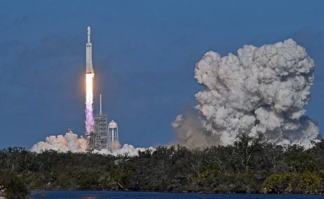 Mars'a yolculuk için dev bir adım daha