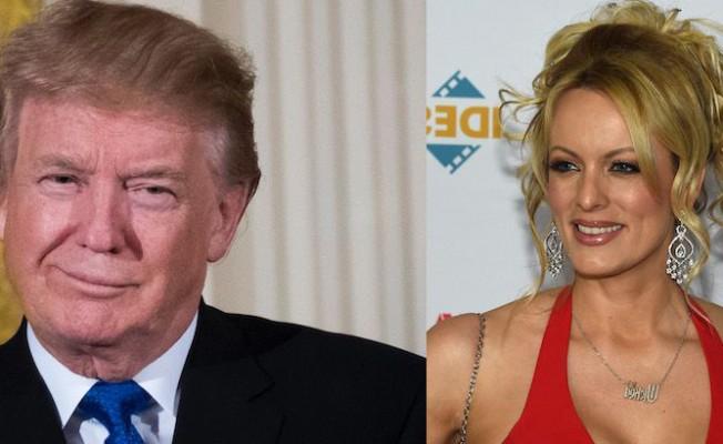 Porno yıldızı, ABD Başkanı Trump'a dava açtı