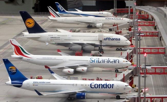 Avrupa Uçuşlarında Yüzde 50 Gecikme Yaşanıyor