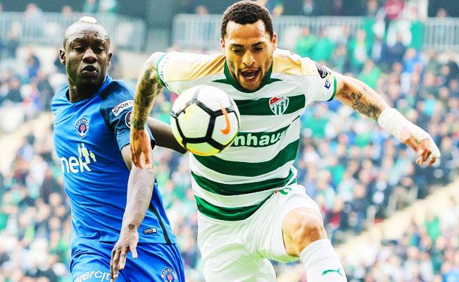 Kasımpaşa Bursapor'u 1-0 yenmeyi başardı