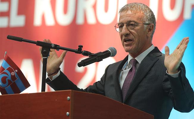 Trabzonspor'un Yeni Başkanı Ahmet Ali Ağaoğlu oldu
