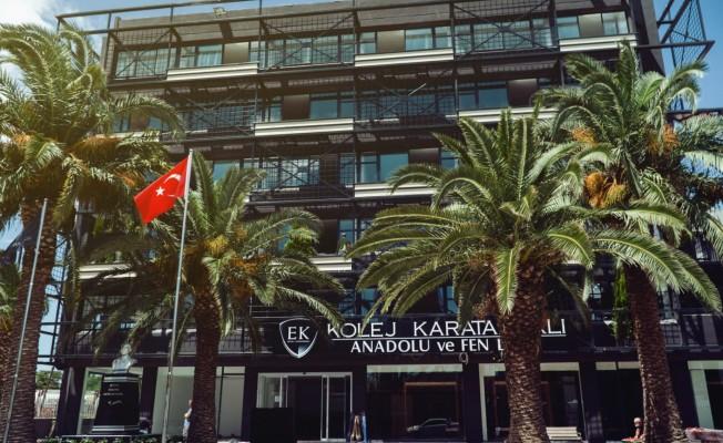 Kolej Karataraklı, İzmir'e 12 Kişilik Sınıflar ve Farklı Mimari İle Geliyor