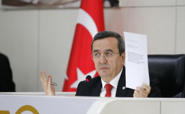 Başkan Batur'dan Gökdelen İçin Somut Adım