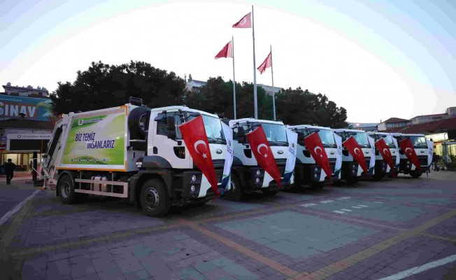 Gaziemir'de Temizlikte Taşerona Son