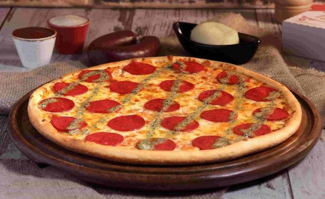 Türkiye Pizzaya Doyacak