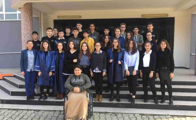 Menderes FRBAL'dan 'Aramızda Fark Yok' Projesi