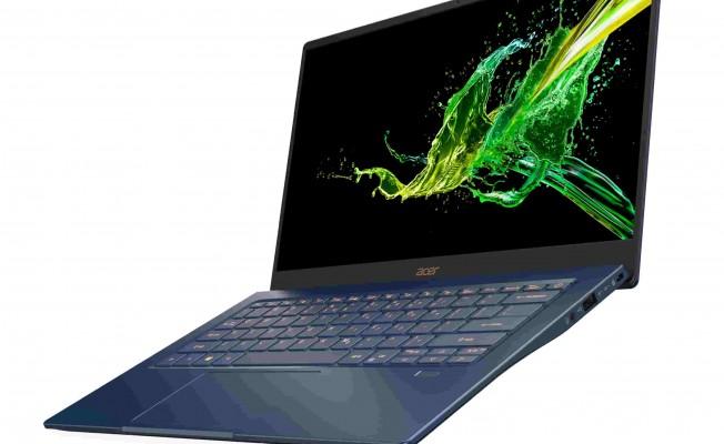 Acer'dan Modern, Zarif ve Ödüllü Dizüstü Bilgisayar