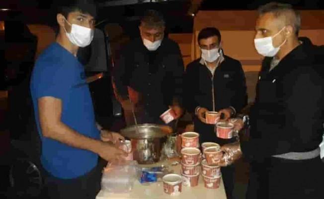 TEKDER İzmir'den Depremzede Vatandaşlara Gıda Desteği