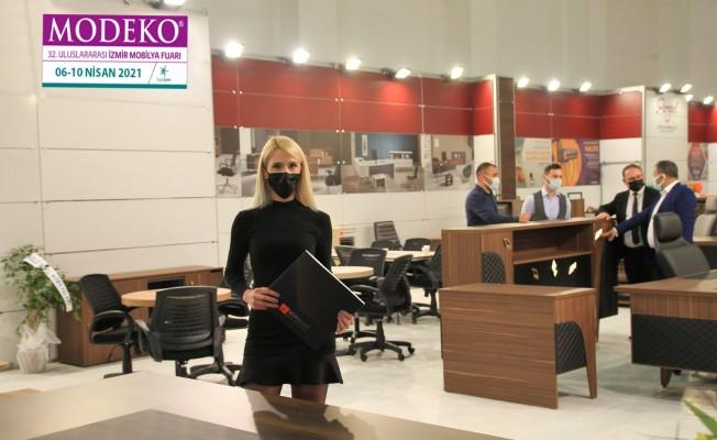 MODEKO'nun ofisçileri bayramı erken yaşadı