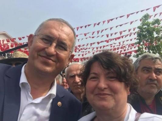 Atila Sertel ve Ziynet Sertel çiftinin mutlulukları fotoğraflarda kaldı