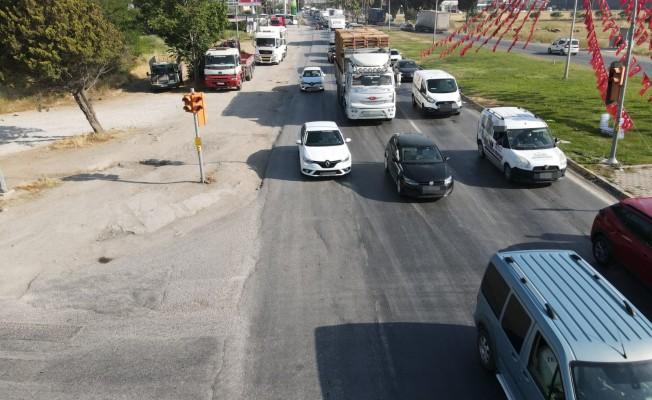 Torbalı'da trafikte kural ihlaline geçit yok