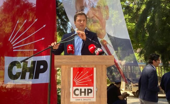 """CHP İl Başkanı Yücel, """"Sonraki bayram CHP iktidarında tüm Türkiye'nin bayramı olacak"""""""