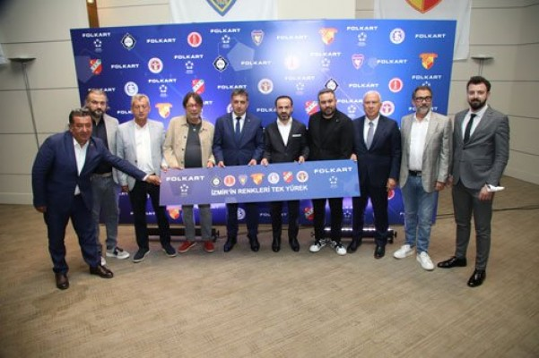 Folkart'tan İzmir Futboluna Dev Destek