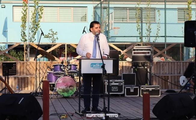 Radikal Eğitim Kurumları'ndan 10 bin fidanlık örnek bağış