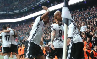 Beşiktaş: 5 - Göztepe: 1