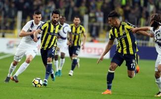 Fenerbahçe yenilgisi sonrası Osmanlıspor düşme hattında