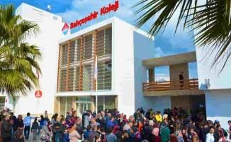 Bahçeşehir Bursluluk Sınavına 185 Bin Öğrenci Katıldı