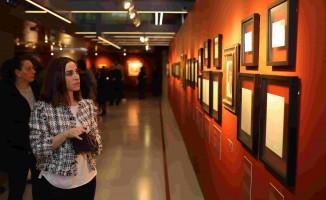 "Fikret Muallâ"" Sergisi Folkart Gallery'de"