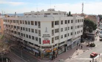 Bergama'da İşyerleri Dezenfekte Ediliyor
