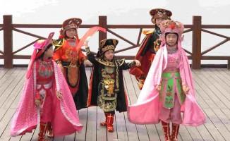 Çin'den Gaziemir'e 23 Nisan Kutlaması
