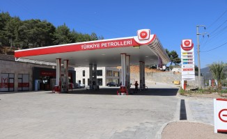 Türkiye Petrolleri'nden Bodrum'a İki Yeni İstasyon