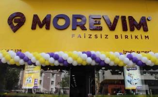 Morevim'in 17. Şubesi İzmir'de Açıldı