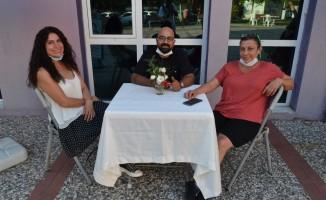 Karşıyakalı Kadınlar Kafe Açtılar