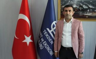 TEKDER İzmir'den 'İki Devlet, Tek Millet' Mesajı