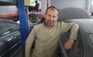 11 yaşında tamirciliğe başladı, şimdi Lamborghini tamir ediyor