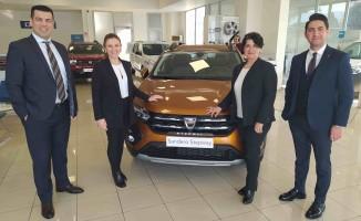 Yeni Dacia Sandero ve Sandero Stepway Ermat Otomotiv'de