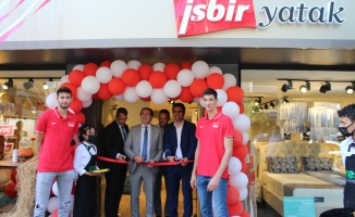 İşbir Yatak, 197. mağazasını İzmir'de açtı