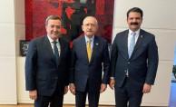 Başkan Batur, Açılışlar İçin Kılıçdaroğlu'nu Davet Etti