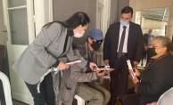 AK Parti İzmir'den Görme Engelliler Haftası Ziyaretleri