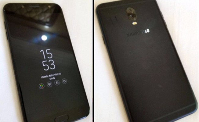 Samsung Galaxy C10'un Yeni Görüntüleri Yayınlandı