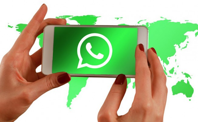 WhatsApp'a mesaj silme güncellemesi