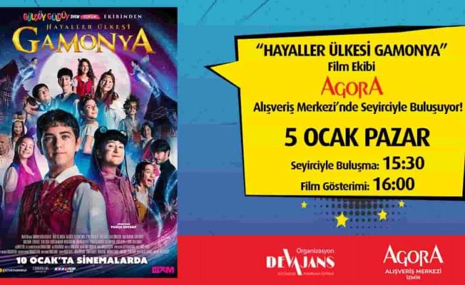 Hayaller Ülkesi Gamonya Özel Gösterimi 5 Ocak'ta İzmir'de