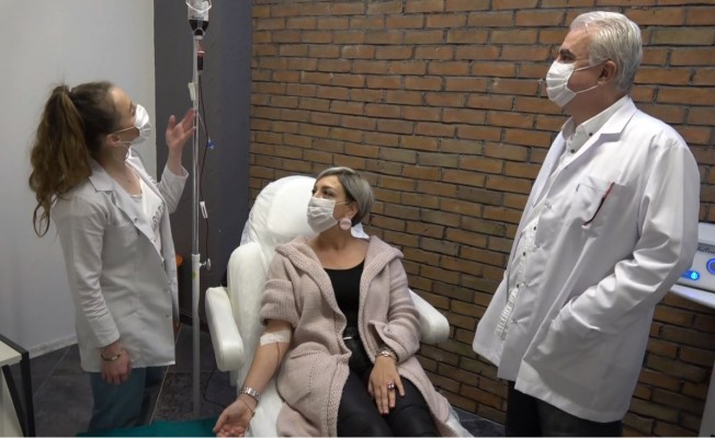 Ozon terapiye talep yüzde 300 arttı